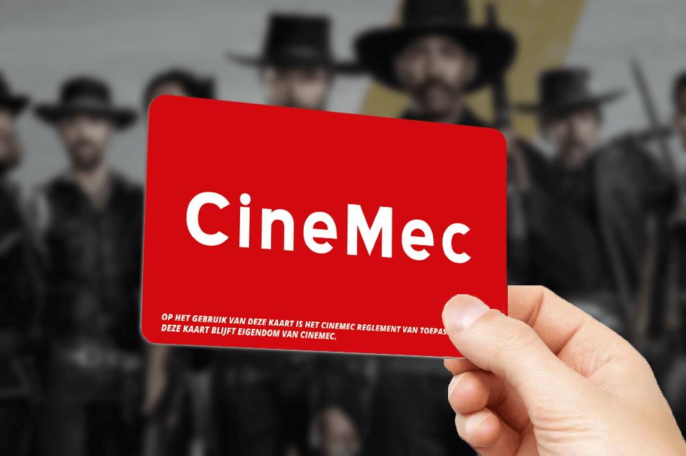 RFID passen voor CineMec